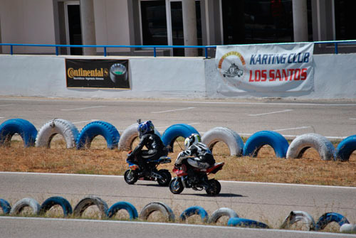 Circuito Karts Santos De La Humosa : Circuito karts santos de la humosa i copa c d altatorre