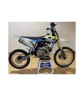 Pit bike dorado DT160 19/16 XXL
