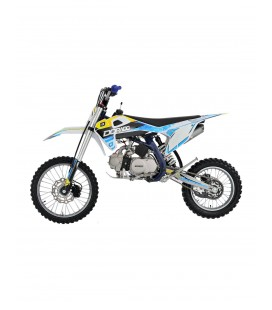 Pit bike dorado DT125 17/14 XL