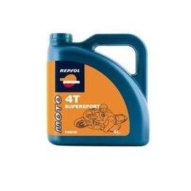 ACEITE REPSOL MOTO 10W30 SUPERSPORT (4L)