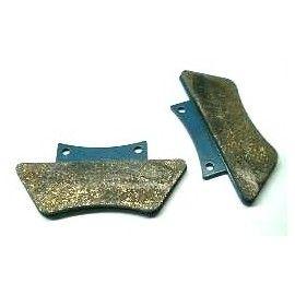 Pastillas de freno reforzadas (la pareja).