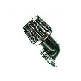 Filtro Potencia 28mm codo 90º cónico