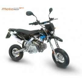 XP4 STREET 125CC MATRICULABLE