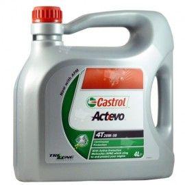 ACEITE CASTROL 20W50 4L ACTEVO