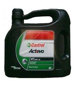 ACEITE CASTROL ACTEVO GP 4T 20W50 4L.