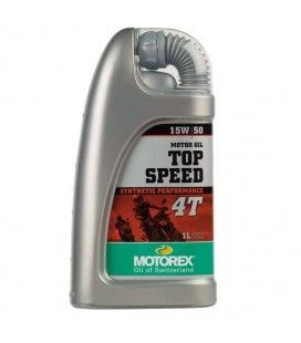 ACEITE MOTOREX TOP SPEED 4T LITRO