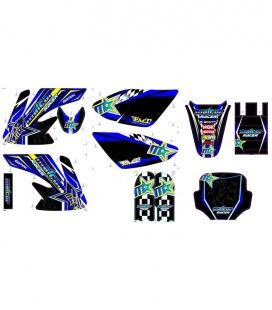 Adhesivos crf70 racer