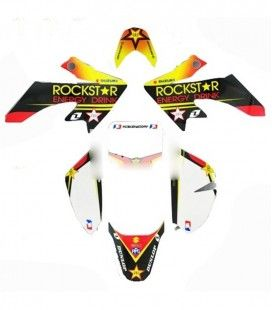 Adhesivos rock star crf50 / crf70