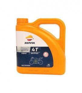 ACEITE REPSOL SINTETICO MOTO 10W40 (4L)