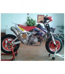 TUBO ESCAPE TURBO KIT GP MIN25 KLX