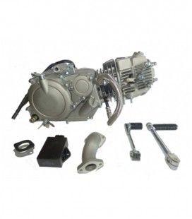 Motor zs125 + potencia