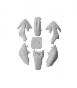 Plásticos crf50 blanco
