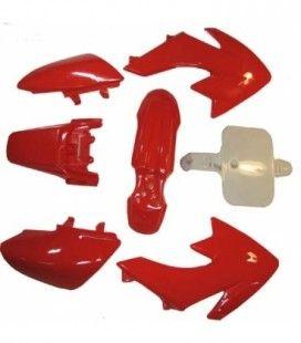Plásticos crf50 colores