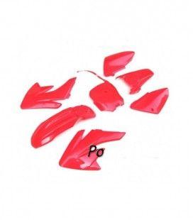 Plásticos crf70 colores