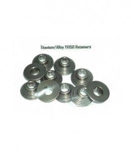 Copelas de titanio