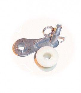 Rodillo tensor cadena con muelle