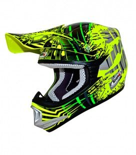 CASCO SHIRO JUNIOR MX-306 BRIGADE KIDS