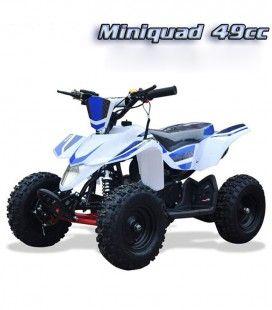 MINIQUAD V2 2T 49CC RUEDA 6''