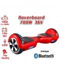 HOVERBOARD 700W 36V CON BUETOOTH RUEDA 6.5''