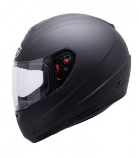 CASCO MT JUNIOR SOLID MATT BLACK