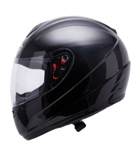 CASCO MT JUNIOR THUNDER SOLID BLACK