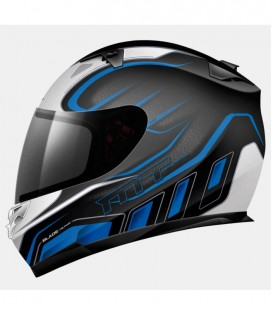 MT BLADE SV ALPHA GLOSS BLACK/WHITE/BLUE
