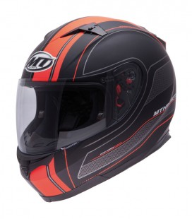 MT BLADE SV RACELINE MATT BLACK/ORANGE