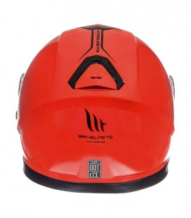 MT THUNDER 3 SV SOLID GLOSS FLUOR ORANGE