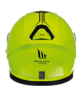 MT THUNDER 3 SV SOLID HI-VIZ YELLOW XS