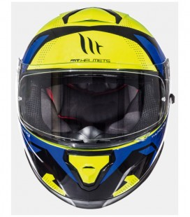 MT THUNDER 3 SV TORN GLOSS FLUOR YELLOWBLUE XS