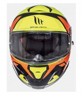 MT THUNDER 3 SV TORN GLOSS FLUOR YELLOWFLUOR ORANGE XS