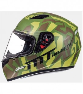 MT MUGELLO LEOPARD MATT GREEN MILITARY