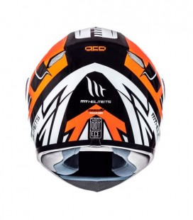 MT MUGELLO MAKER GLOSS BLACKFLUOR ORANGE