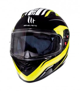 MUGELLO MAKER GLOSS BLACK/FLUOR YELLOW