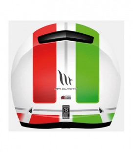 MT REVENGE BINOMY GLOSS WHITE/RED/GREEN