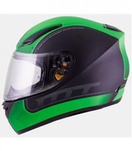 MT REVENGE BINOMY GLOSS BLACK/WHITE/FLUOR GREEN