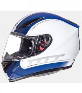 MT REVENGE BINOMY GLOSS PEARL WHITE/REFLEX BLUE