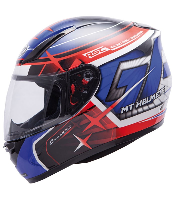 Casco Mt Revenge Replica Gp Con Pinlock