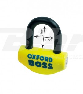 Candado Boss. Oxford OF39