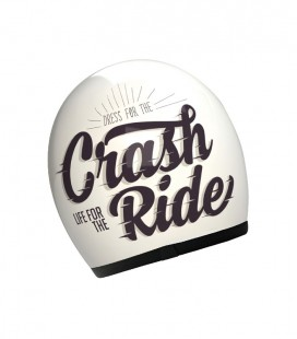 CASCO JET SHIRO SH-235 CRASH RIDE