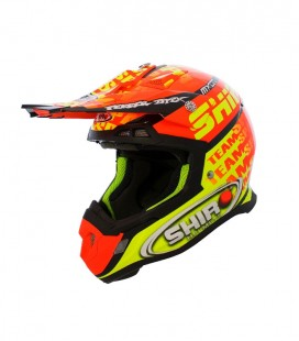 CASCO SHIRO CROSS MX-917 MXoN