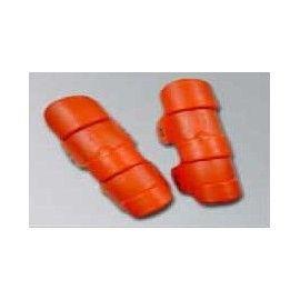 Rodilleras Zocchi standard (amarillo, rojo, negro) (01 ZN)