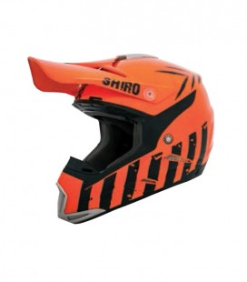 CASCO SHIRO CROSS MX-305 SCORPION VERDE