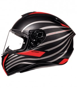 CASCO MT TARGO DOPPLER A0 MATT FLUOR RED