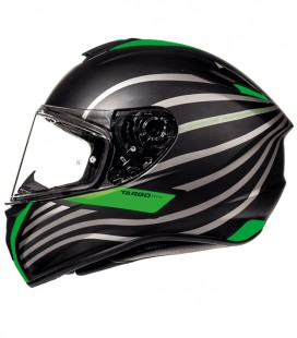 CASCO MT TARGO DOPPLER A2 MATT FLUOR GREEN