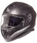 CASCO MT TARGO SOLID A1 MATT BLACK