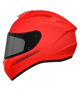 CASCO MT TARGO SOLID A5 MATT RED