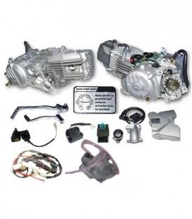 Motor zs190cc 2V sin arranque eléctrico