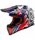 CASCO LS2 JUNIOR MX-437 FAST MINI STRONG