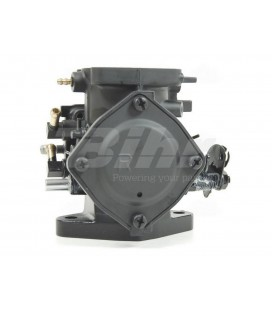 Carburador Mikuni SBN44 sin mariposa de starter + eje largo
